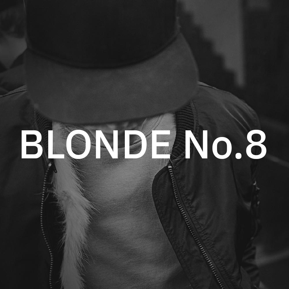 BLONDE-No.8