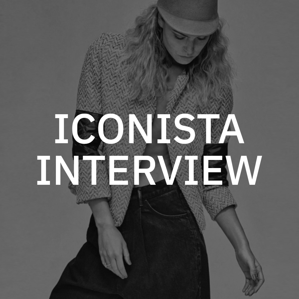 ICONISTA INTERVIEW